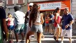 Salsa cubaine @ Tempo Latino 2015 Vic-Fezensac
