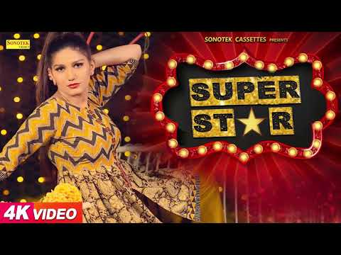 Super Star | Sapna Chaudhary | Sonu Goud | New Haryanvi Song 2019 | Chanda Video