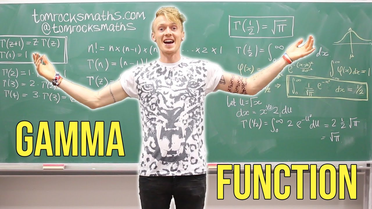 What is the Gamma Function?