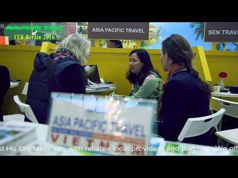 Asia Pacific Travel at ITB Berlin 2016