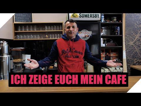 Memo zeigt sein Cafe │ UiiiMemo