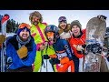 Skiing Stereotypes  Dude Perfect video