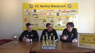 PK FC Hertha Wiesbach vs. TSG Pfeddersheim