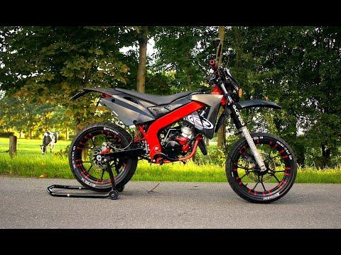 Rieju Spike X50 SMX MRX Supermoto | Braapstar