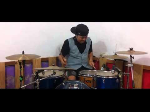 Dewa19 - Cinta Gila Drum cover Helmy Newtron