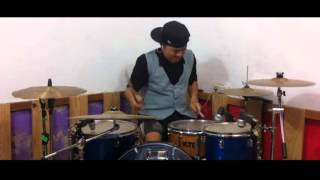 Video Dewa19 - Cinta Gila Drum cover Helmy Newtron download MP3, 3GP, MP4, WEBM, AVI, FLV Agustus 2017