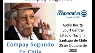 Compay Segundo en Chile