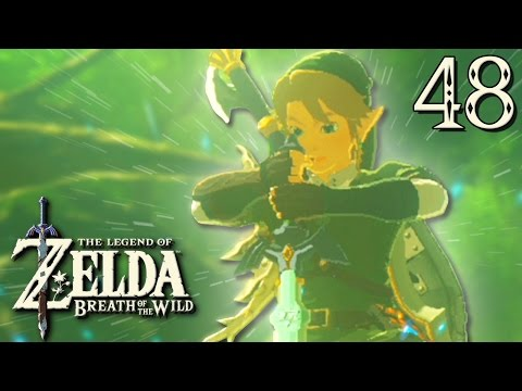 ZELDA BREATH OF THE WILD #48 : L'ÉPÉE DE LÉGENDE !