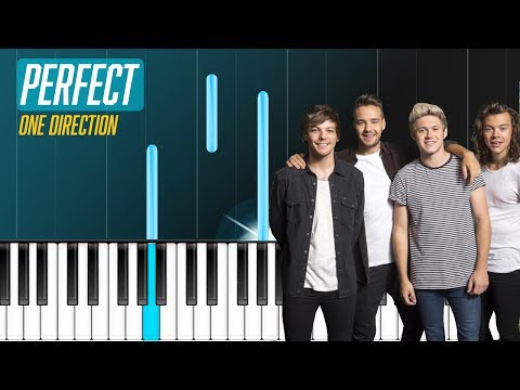 One Direction - &39;&39;Perfect&39;&39; Piano Tutorial - Chords - How To Play - Cover