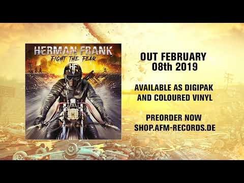 HERMAN FRANK - Sinners // Official Audio Video // AFM Records Mp3
