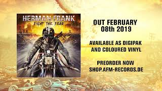 HERMAN FRANK - Sinners // Official Audio Video // AFM Records