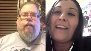 Sabrina Fallah - Interview with Mike Wilkerson on Blastzone Mike's Facebook Live Show
