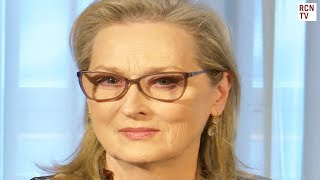Meryl Streep Interview The Post Premiere