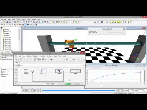 Mechatronics Virtual Prototyping
