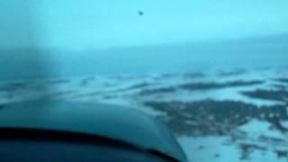 small plane to kotlik ak.