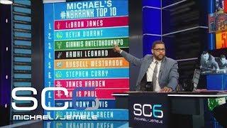 SC6 ranks their current top 10 NBA players   SC6   ESPN