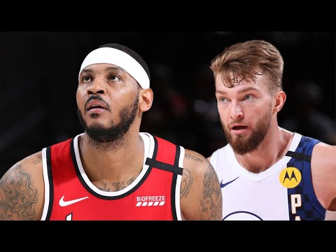 Portland Trail Blazers vs Indiana Pacers Full Game Highlights | January 26, 2019-20 NBA Season