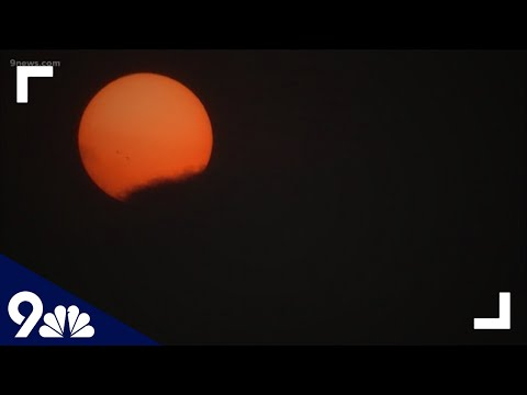 A local solar scientist is getting national attention for his forecast saying the sun is about to ge
