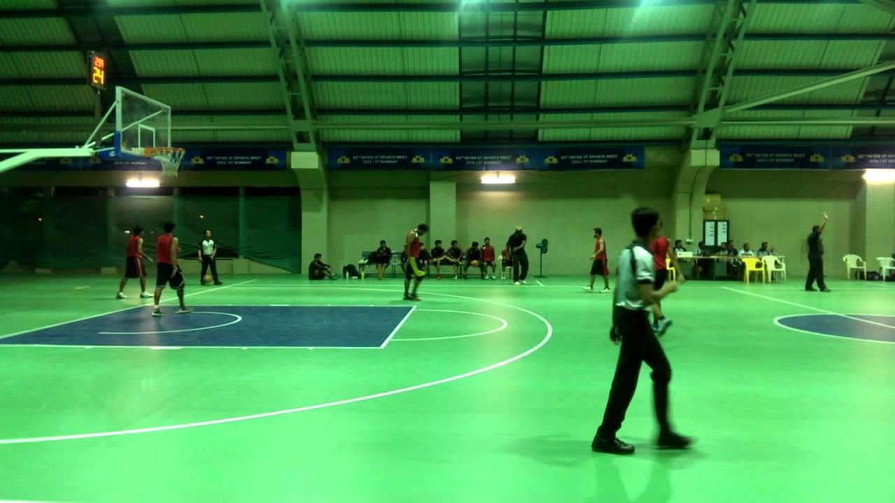 inter iit sports meet