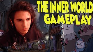 The Inner World - The Last Wind Monk PC Gameplay