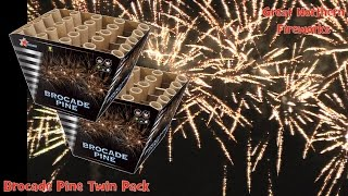 Brocade Pine Ultimate Finale Twin Pack Firework