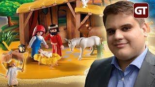 Thumbnail für Weihnachten: Origins - Was von Jesus übrigblieb  - GT-Talk #77