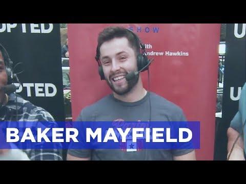 Baker Mayfield On Justin Timberlake