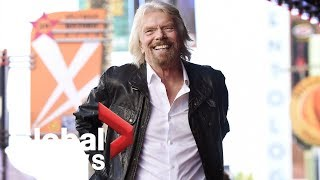 Richard Branson, Venezuela Aid Live organizers speak ahead of concert