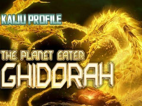 Anime King Ghidorah|KAIJU PROFILE 【wikizilla.org】