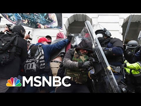 Capitol Police Abandoned By Congress After Jan 6 'Is Just Shameful'