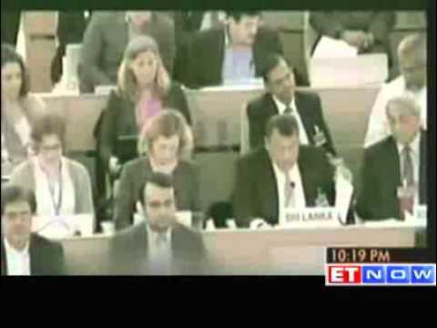 War crimes India votes against Lanka on UN motion