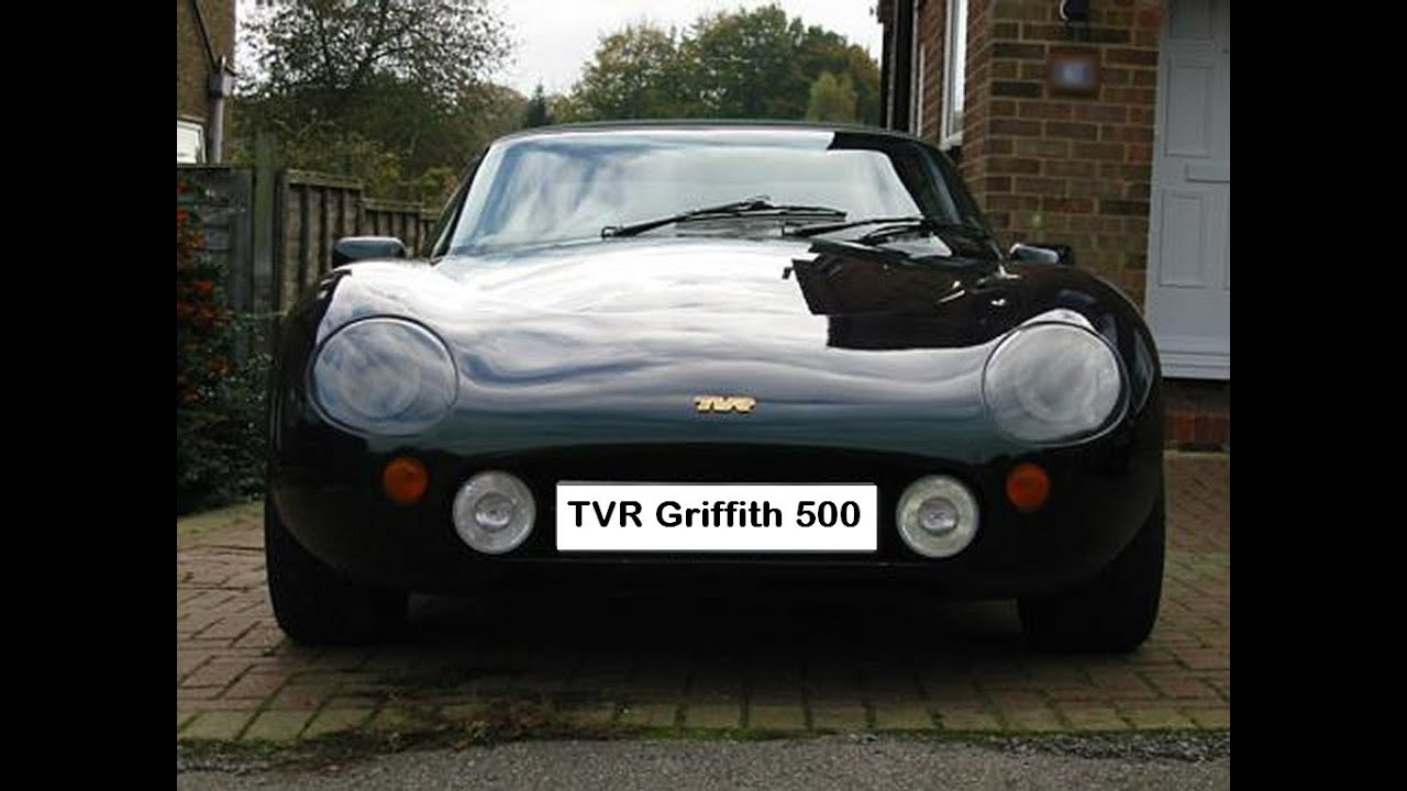 tvr griffith 500 5 litre rover v8 340bhp out for a. Black Bedroom Furniture Sets. Home Design Ideas