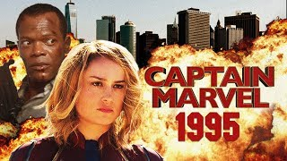 Captain Marvel – 1995 Trailer (Nerdist Remix)