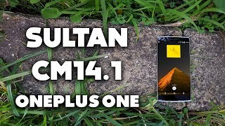 Sultan Cm14.1 Rom - Full Review Best Battery Life on Nougat  !