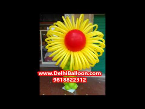 Balloon decoration in delhi birthday balloon decoration for Balloon decoration in noida