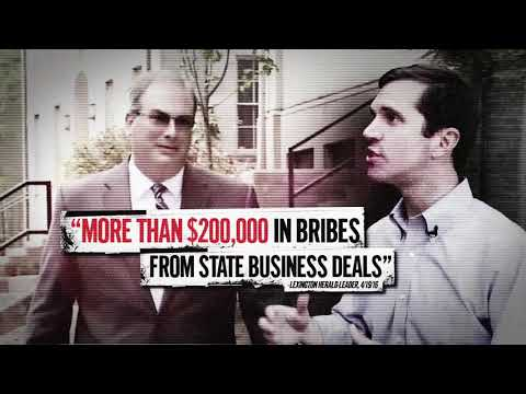 Republicans launch ad attacking Andy Beshear over a former deputy who took bribes