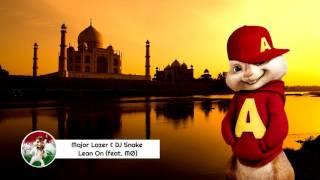 Major Lazer Dj Snake Lean On Chipmunks Version.mp3
