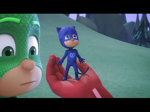 #PJMasks English Version - W/ PJ Masks Compilation 2 ( Full episodes in A Hour HD ) 2016