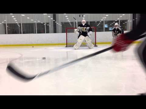 Christmas Goaltender Training Camp