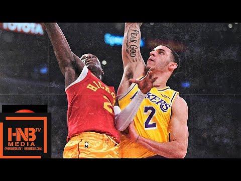 Los Angeles Lakers vs Indiana Pacers 1st Half Highlights | 11.29.2018, NBA Season