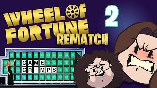 Wheel of Fortune REMATCH: Fortuitous Wheel Boys - PART 2 - Game Grumps VS