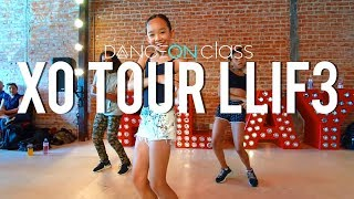 Lil Uzi Vert - XO Tour Llif3 | Guy Groove Choreography | DanceOn Class