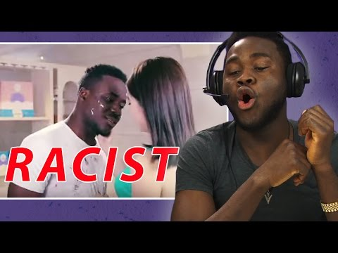 Thumbnail: People Watch Racist Commercials
