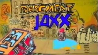 Смотреть клип Basement Jaxx - Bongoloid