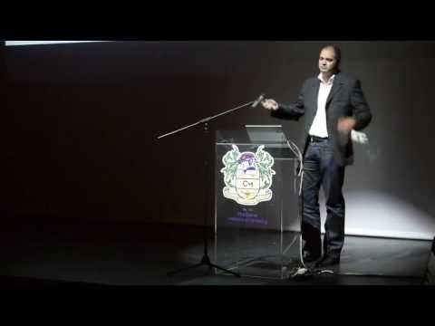 Hillik Nissani easy-forex speaking at Cyprus Institute of Marketing 2013 - P1