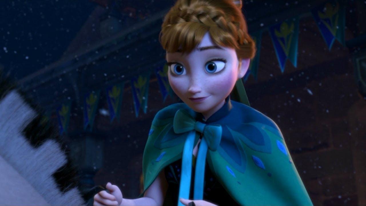 "Disney's Frozen - Transition to ""Let It Go"""