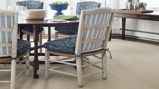 Подушка на стул(Видео-блог о дизайне, архитектуре и стиле. Идеи для тех кто обустраивает свой дом, квартиру, дачу, садовый..., 2015-02-23T12:01:34.000Z)