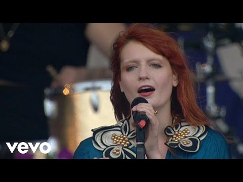 Florence + The Machine - My Boy Builds Coffins (Live At Oxegen Festival, 2010)