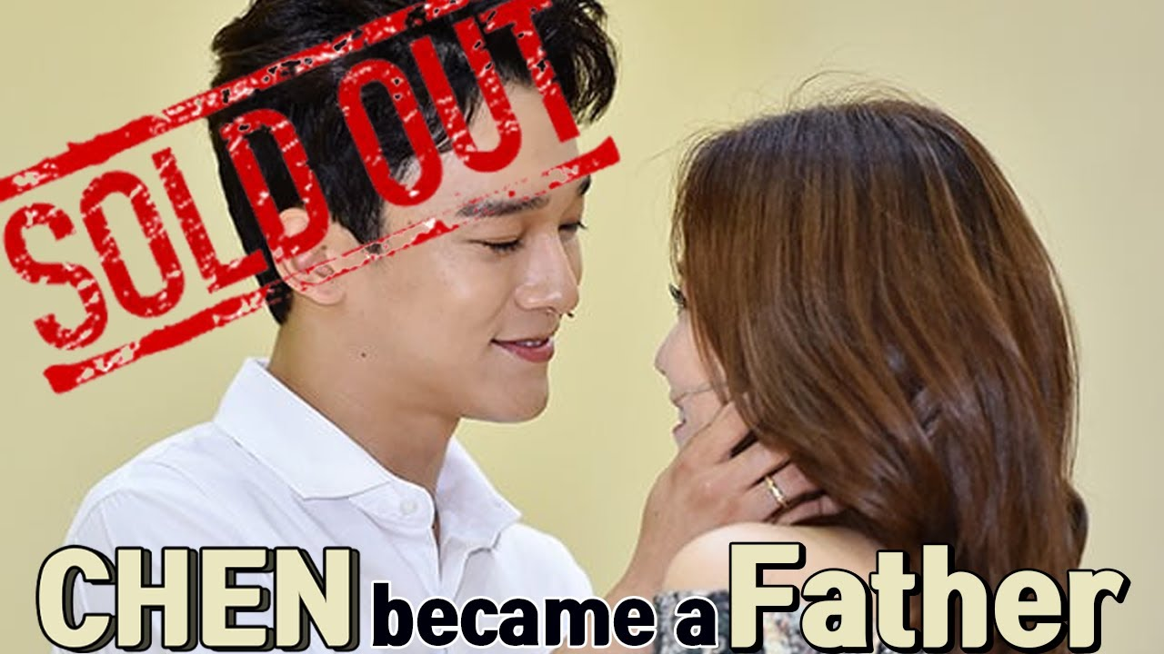 EXO's Chen Announced He's Getting Married and His Fiance Is ...
