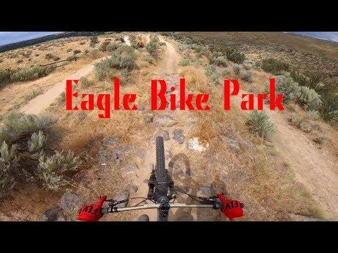 MTB Riding The Eagle Bike Park - GoPro Hero7 - Boise Idaho